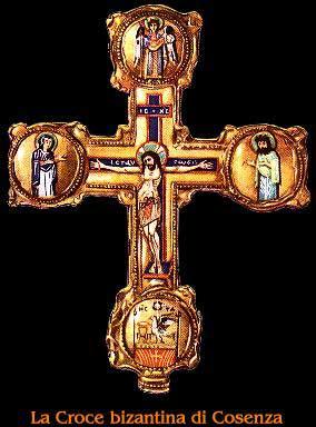 Croce bizantina